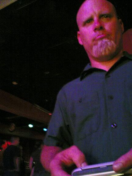 Sun 09/18/2005 At Alex's